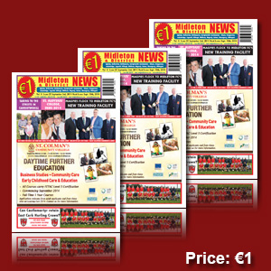 Midleton News September 3rd 2014 | eBooks | Periodicals