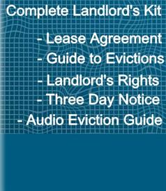 Landlord's Complete Kit | eBooks | Self Help