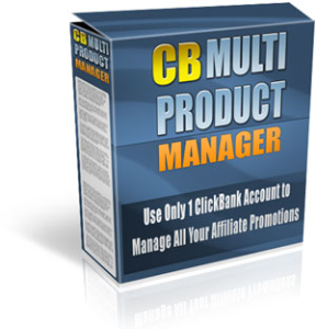 Clickbank Multi Product Manager | Software | Internet
