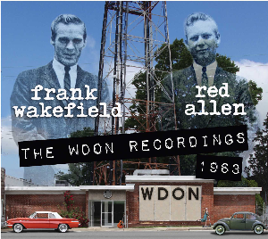 cd-258 red allen & frank wakefield