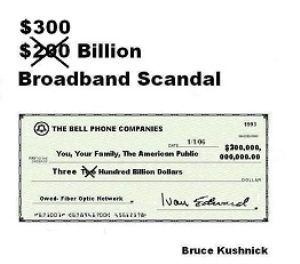 $300 Billion Broadband Scandal | eBooks | Business and Money