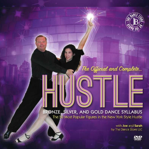 First Additional product image for - The Complete Hustle Dance Syllabus
