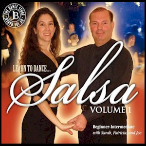 learn to dance salsa vol. 1