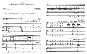 Dennis Byrd's GENESIS Sheet Music | Music | Gospel and Spiritual