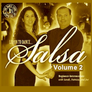 learn to dance salsa vol. 2