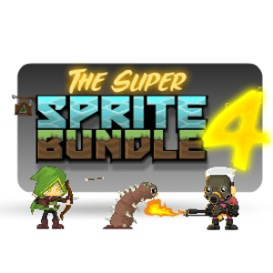 The Super Sprite Bundle 4 | Software | Design Templates