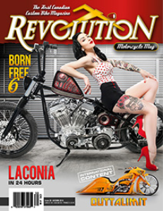 Revolution Motorcycle Magazine Vol.30 english | eBooks | Automotive