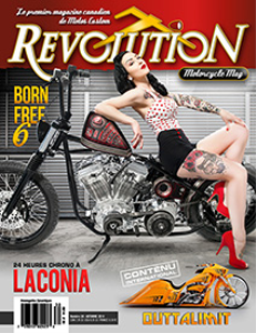 Revolution Motorcycle Magazine Vol.30 francais | eBooks | Automotive