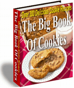 200 Superb Cookie Recipes | eBooks | Food and Cooking