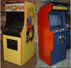 Build Arcade Cabinet Step By Step works with MAME ™
