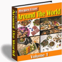 1000 Recipes From Around The World (Vol 1 & 2) | eBooks | Food and Cooking