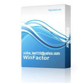WinFactor | Software | Business | Other