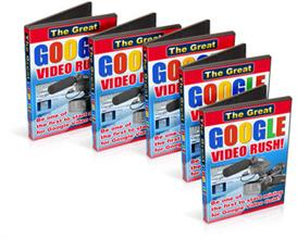 Google Video Rush Traffic Power + Master Resell Rights! | Movies and Videos | Educational