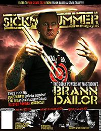 Sick Drummer Magazine Issue 4 | eBooks | Music