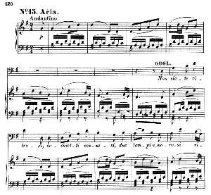 non siate ritrosi (aria for bass or baritone). w.a.mozart: cosi fan tutte, k.588, vocal score (h. levi). ue  (va 1666), italian (originally germ-it), restored.