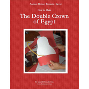 how to make the double crown of egypt