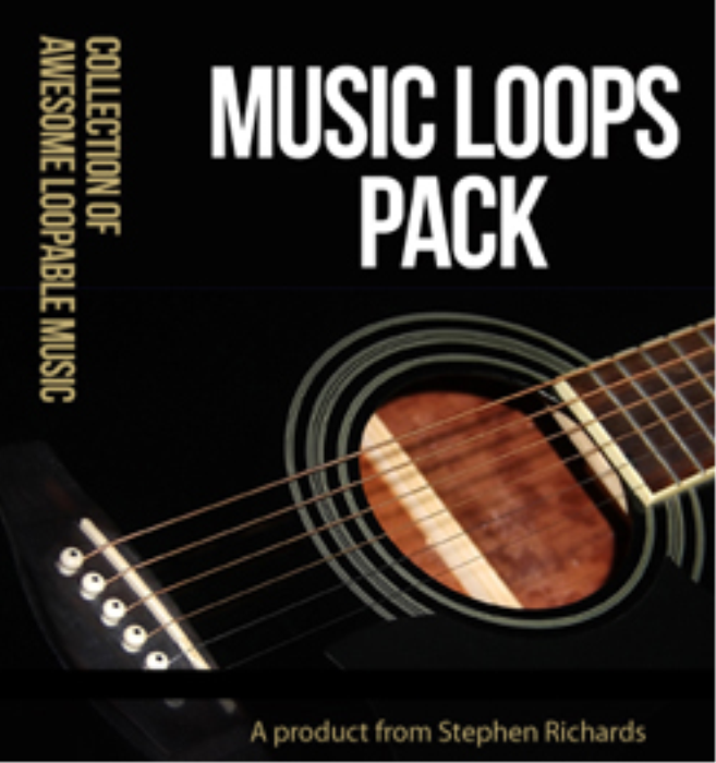 Second Additional product image for - Super Music Loop Pack