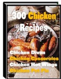 300 chicken recipes