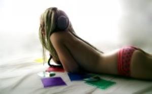 sexy music girl