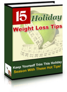 holiday weight loss tips for a trimmer you