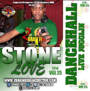Sky Juice+stonelove Live Dancehall Vol.25.Cd All Star Check Thurs Olympic Way Kgn | Music | Reggae