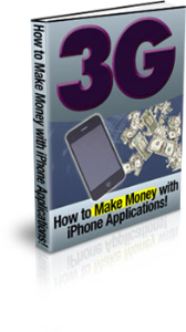 3g - how to make money with iphone applications