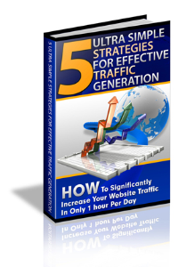 5 ultra simple strategies for traffic