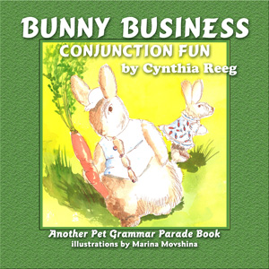 Bunny Business-Conjunction Fun | eBooks | Children's eBooks
