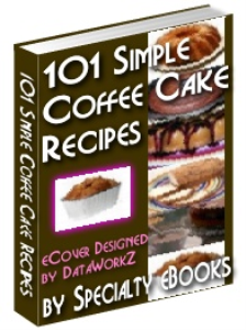 101 simple coffee cake recipes