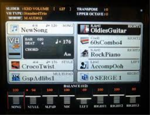 Styles Korg Convertis Yamaha Tyros & PSR/S | Music | International
