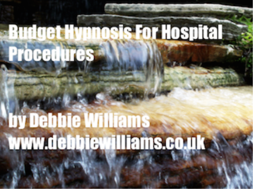 First Additional product image for - Budget Hypnosis For Hospital Procedures