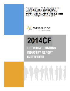 pre-order 2014cf crowdfunding industry report