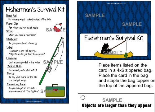 First Additional product image for - Fisherman's Survival Kit Download