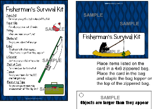 Fisherman's Survival Kit Download | Other Files | Clip Art
