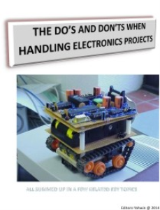 ebook-the do's and don'ts when handling electronic projects cover