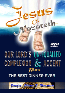 Jesus Of Nazareth. Our Lord's Un-Equalled Complexion & Accent Plus The Best Dinner Ever. | Movies and Videos | Religion and Spirituality