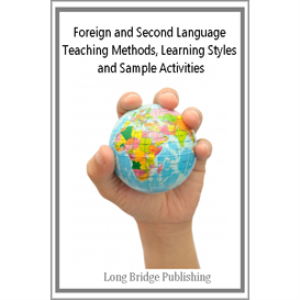 foreign and second language  teaching methods, learning styles  and sample activities