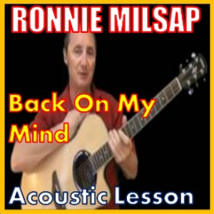 Learn to play Back On My Mind by Ronnie Milsap | Movies and Videos | Educational