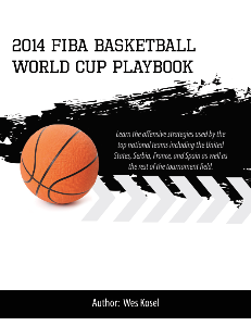 2014 FIBA Basketball World Cup Playbook | eBooks | Sports