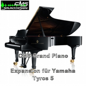 CMS Grand Piano | Software | Audio and Video