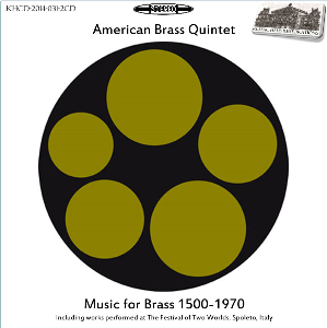 Music for Brass 1500-1970 - American Brass Quintet | Music | Classical