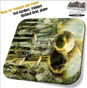 music for trumpet & piano - ned gardner/richard reid