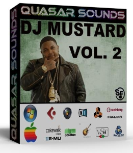 New Original  Dj Mustard Drum & Sound Sample Kit Vol.2 | Music | Rap and Hip-Hop