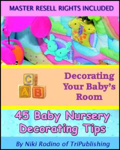 45 baby nursery decorating tips