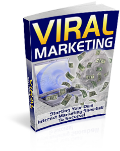 viral marketing tips - with reprint & resale rights
