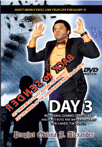 BacK TO SENDER - DAY 3   Movies and Videos   Religion and Spirituality