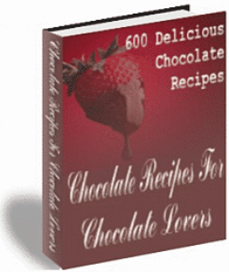 600 Recipes For Chocolate Lovers | eBooks | Food and Cooking