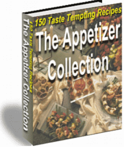 150 Tasty Appetizer Recipes | eBooks | Food and Cooking