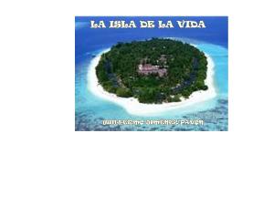 la isla de la vida