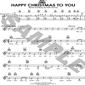 peter combe - happy christmas to you